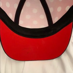 Disney Accessories - Disneyland Minnie Mouse baseball hat with ears